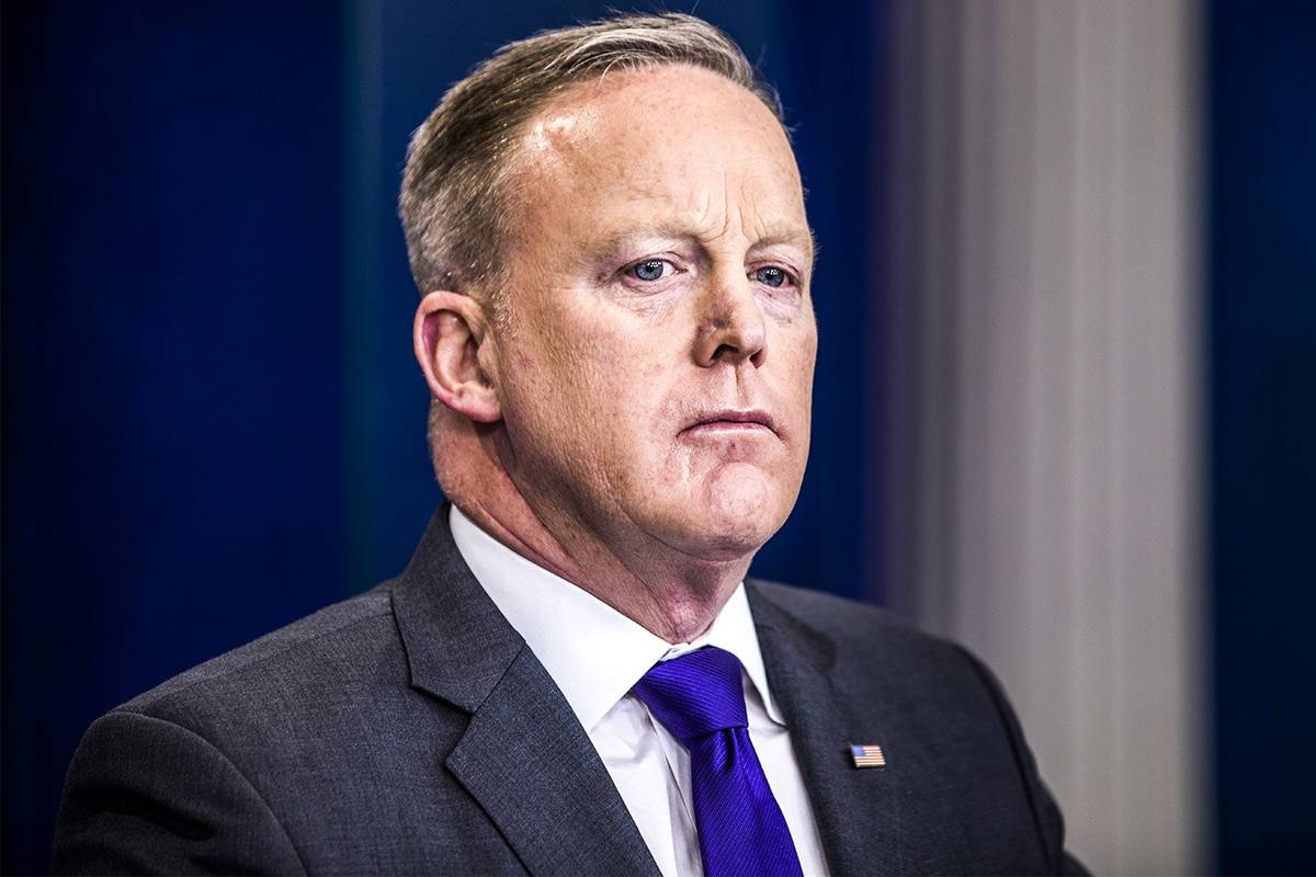 Sean Spicer is right, even Hitler wouldn't stoop so low as to use chemical weapons