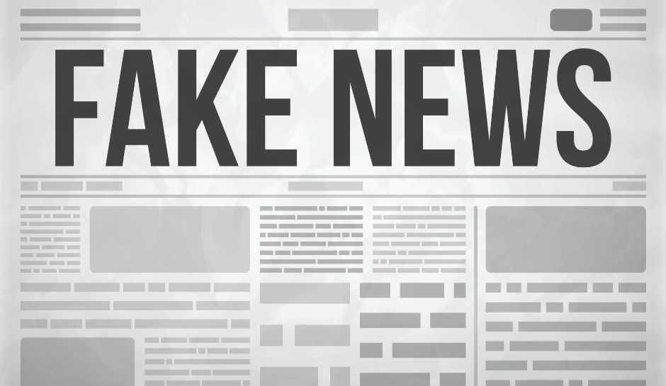It's satire not 'fake news'