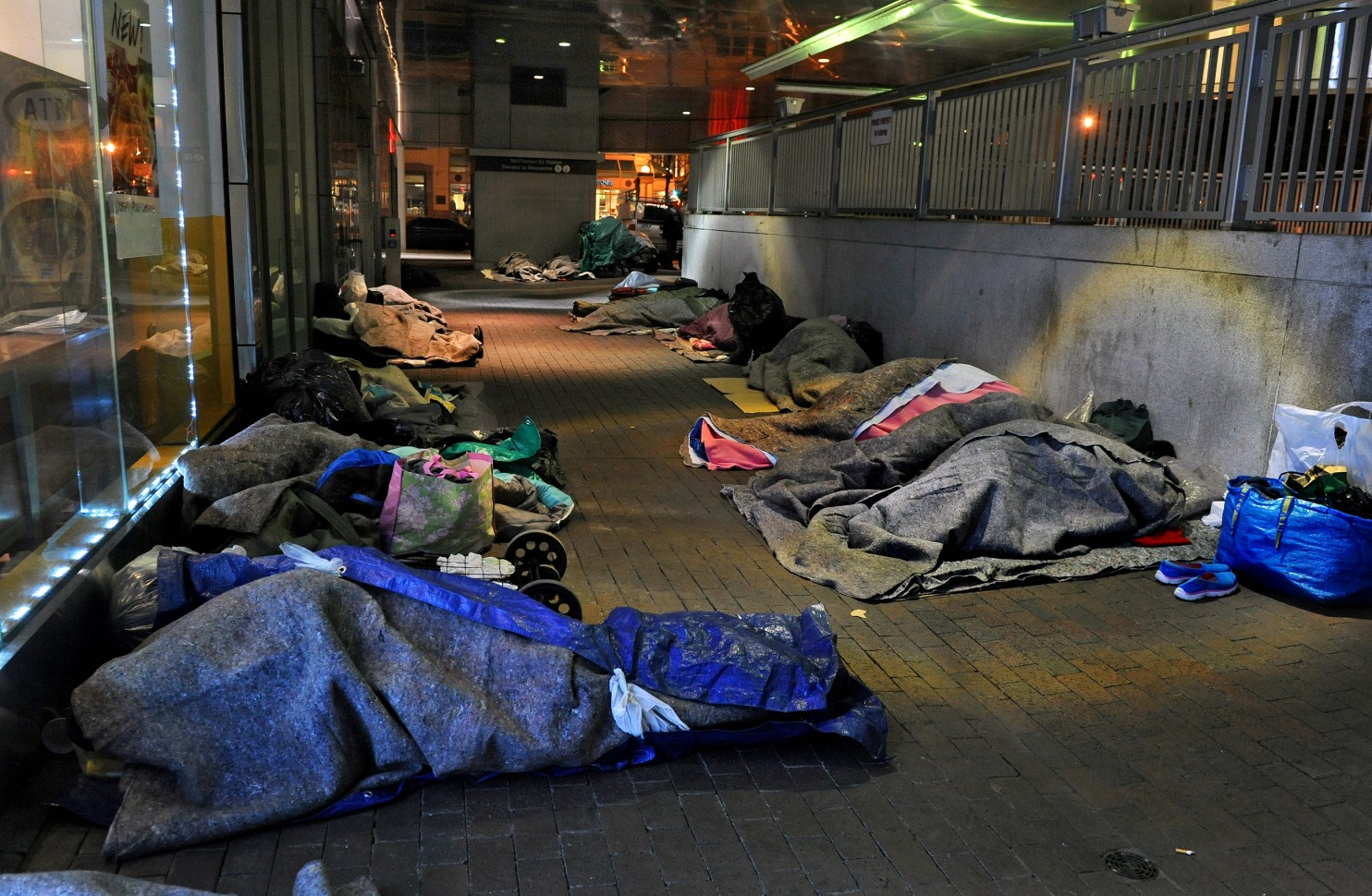 Government boasts 319,999 homeless people don't die every 19 hours