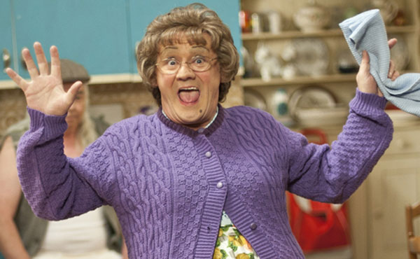 Mrs. Brown banned from entering the US
