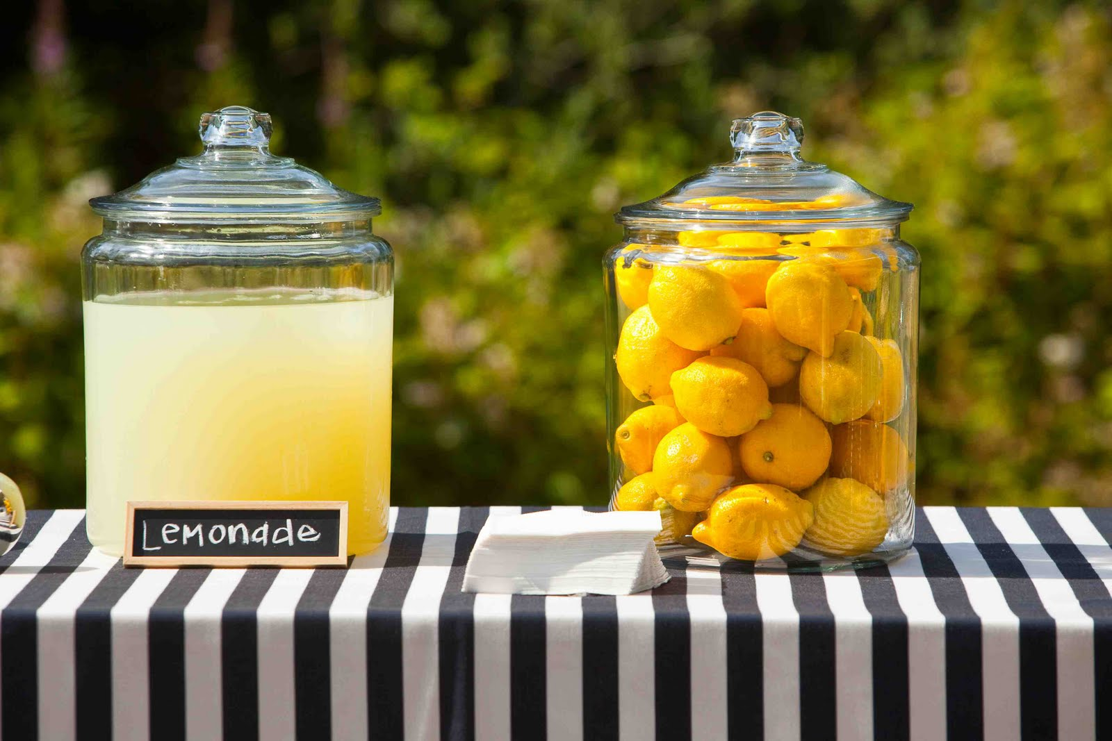 When life gives you lemons don't sell them without a permit