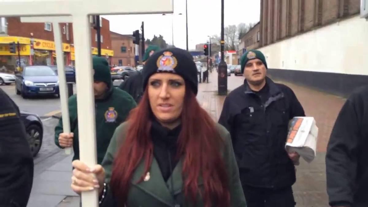 Calls for Christians to condemn Jayda Fransen