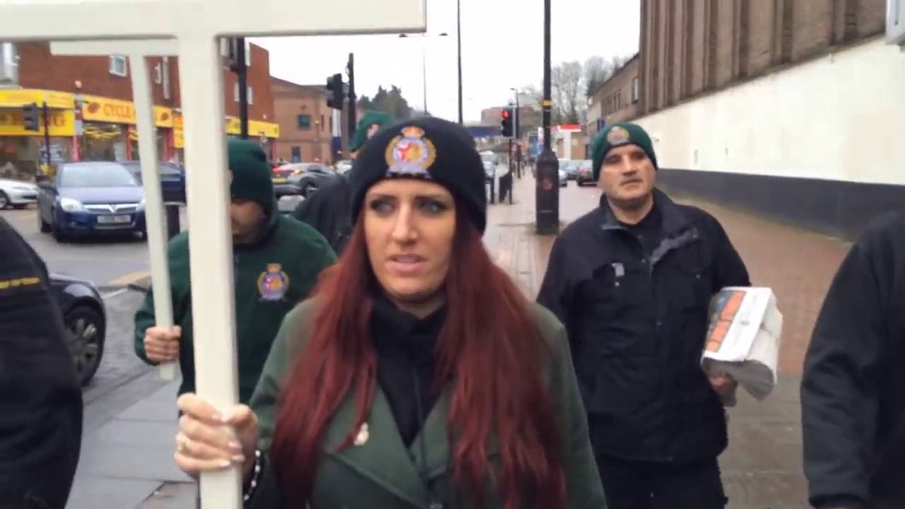 Calls for Christians to condemn Jayda Fransen