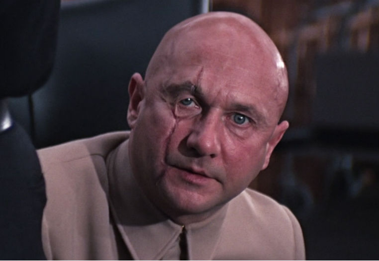 Ernst Stavro Blofeld appointed as Trump's new Director of Communications