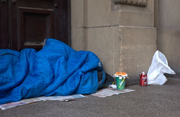 Universal Credit is a ticking homelessness time bomb