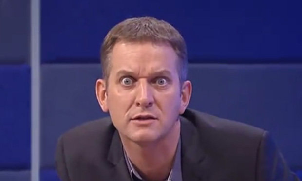 Jeremy Kyle is a patronising cunt