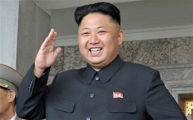 Fat tyrannical despot threatens Kim Jong Un