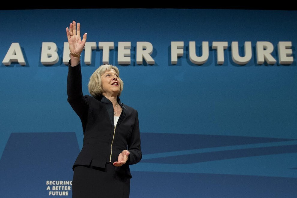 Conservatives accidentally reveal Theresa May is still the Prime Minister after cabinet reshuffle