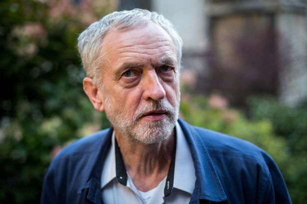 Jeremy Corbyn ends antisemitism accusations by making everyone a nice cup of tea