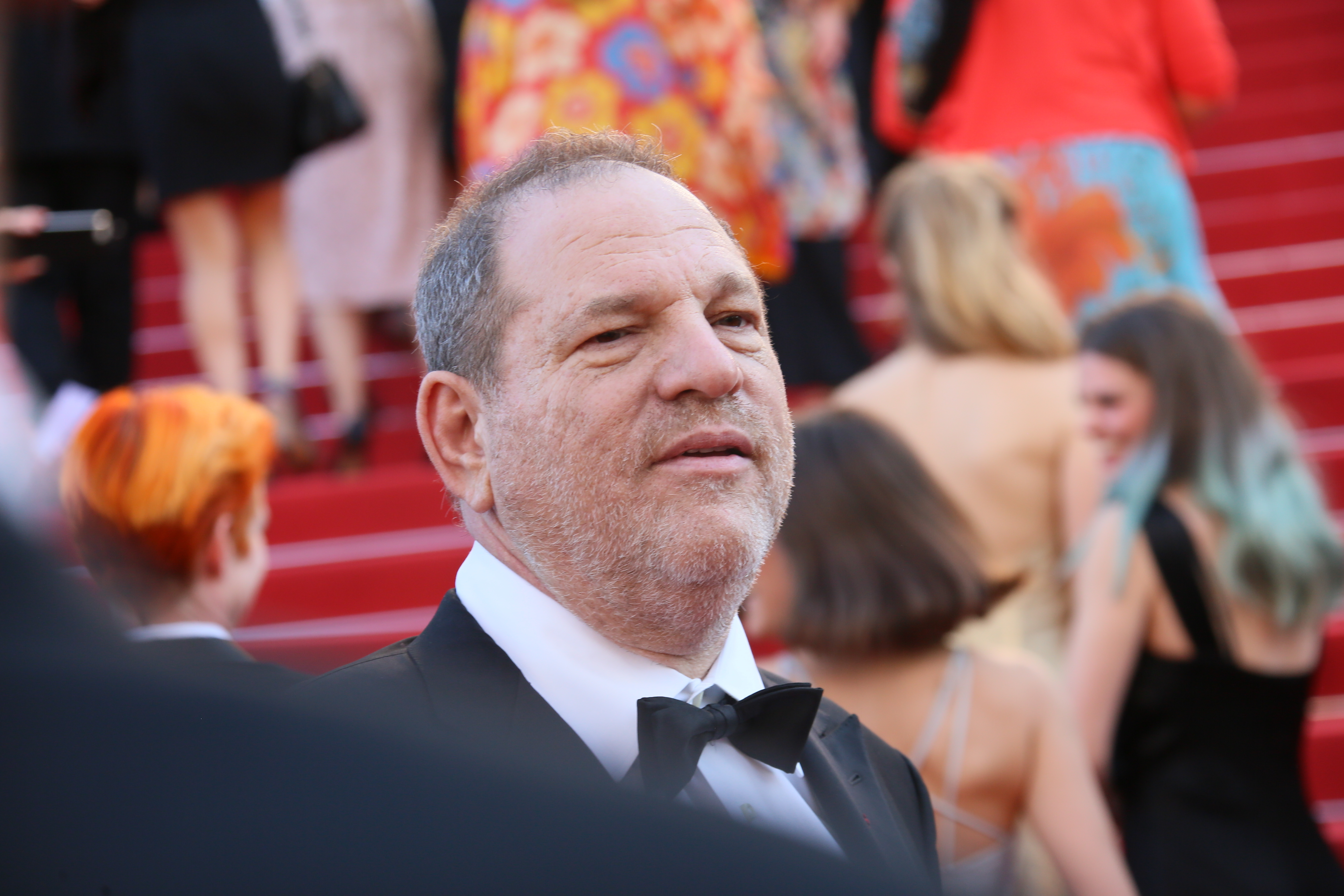 Harvey Weinstein's casting couch has seated more arses than a Debenhams Santa