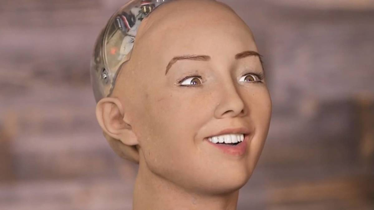 Robots now have more rights than women in Saudi Arabia
