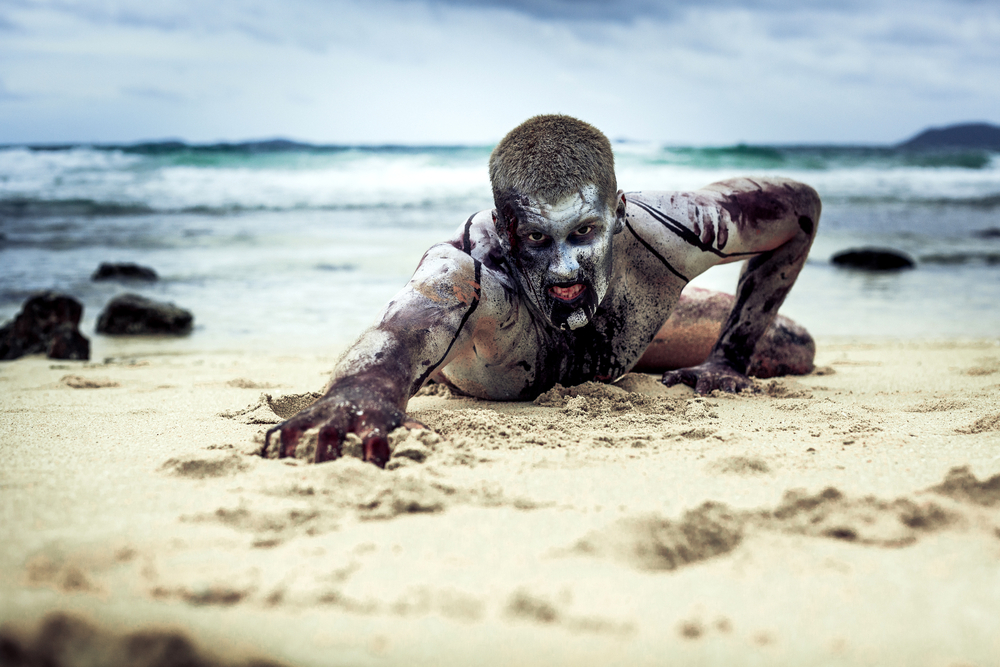 Who needs The Walking Dead when we've got Benefits by the Sea?