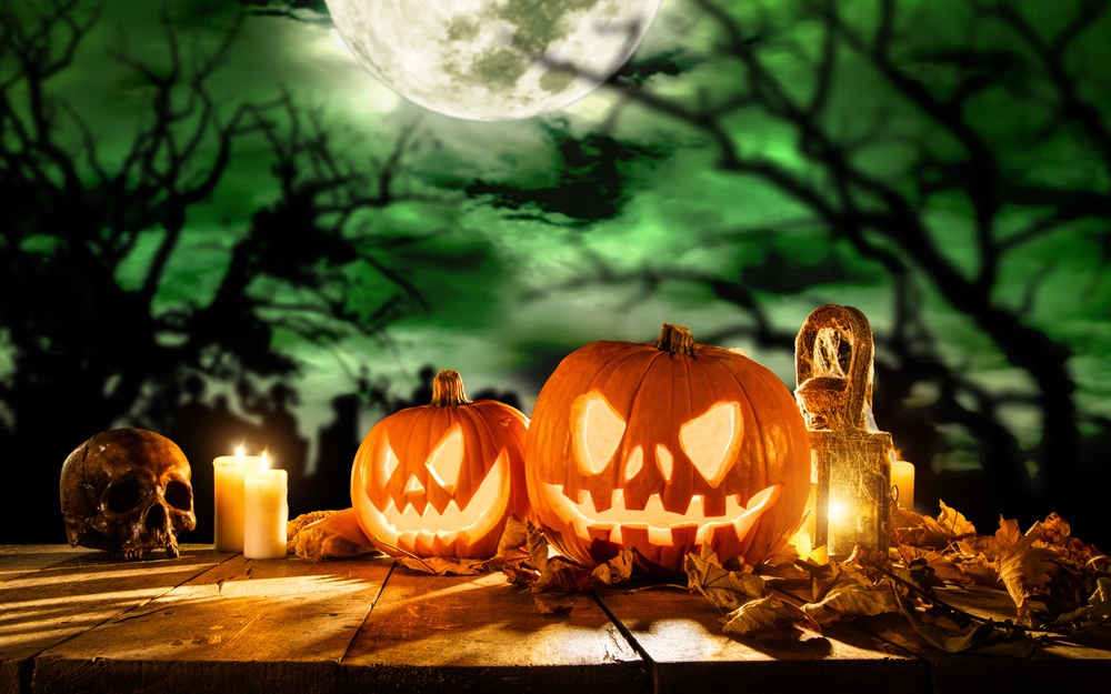 You only celebrate Halloween because Walmart bought out Asda