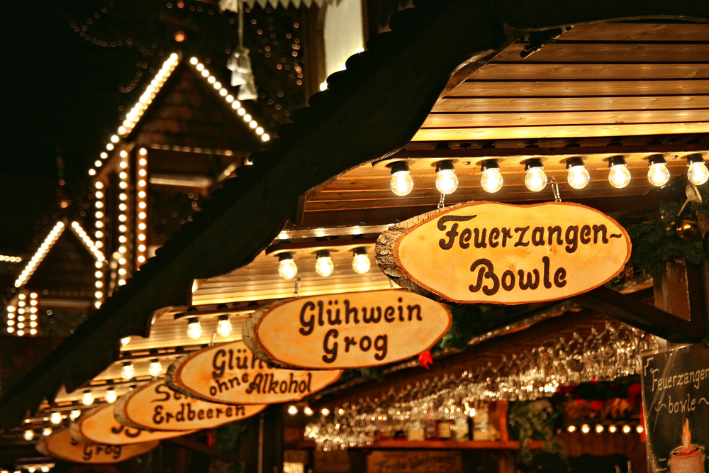Make the most of the German markets because after Brexit they'll just be markets