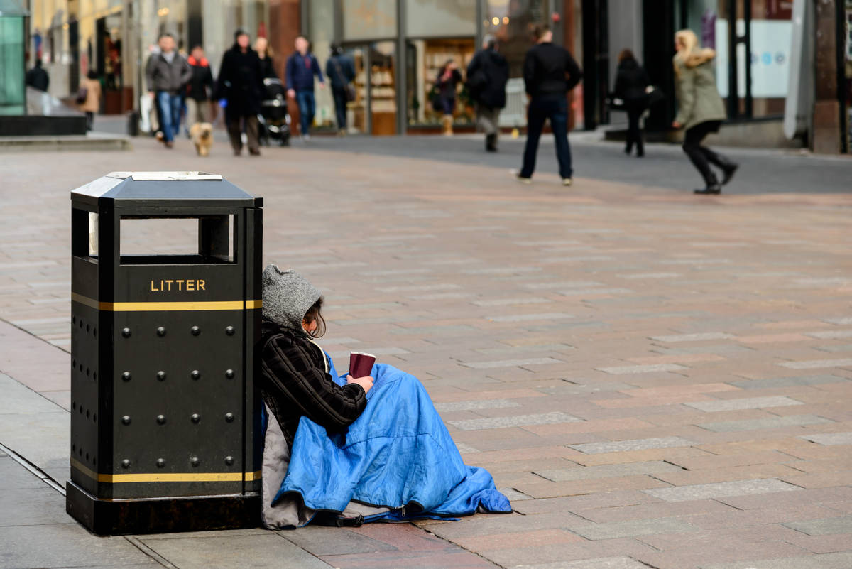 Windsor council SHOULD move homeless people before the Royal wedding