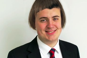They do the best haircuts in Oldham says Rochdale Councillor John Blundell