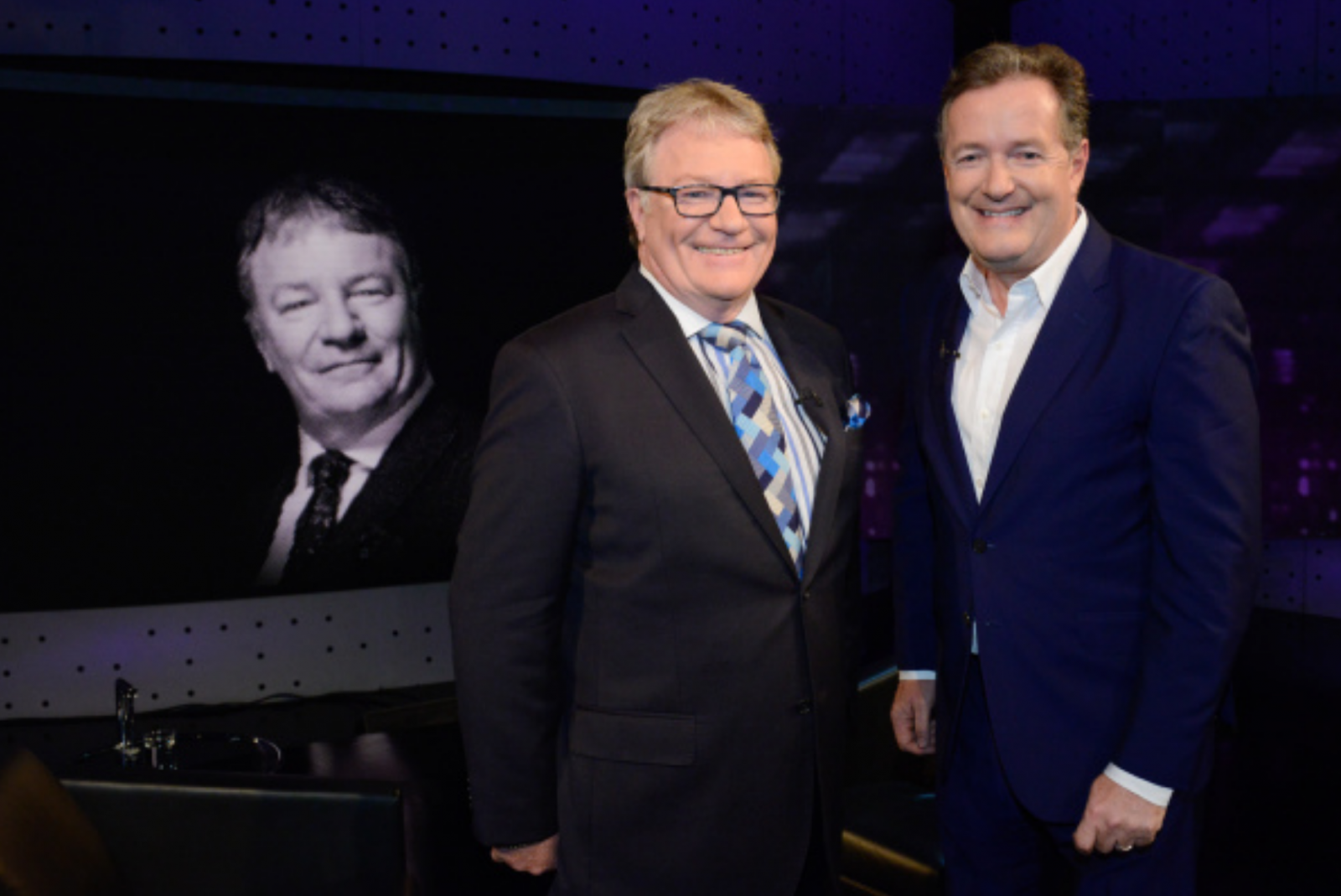 Right wing mysogonistic bigot interviews Jim Davidson
