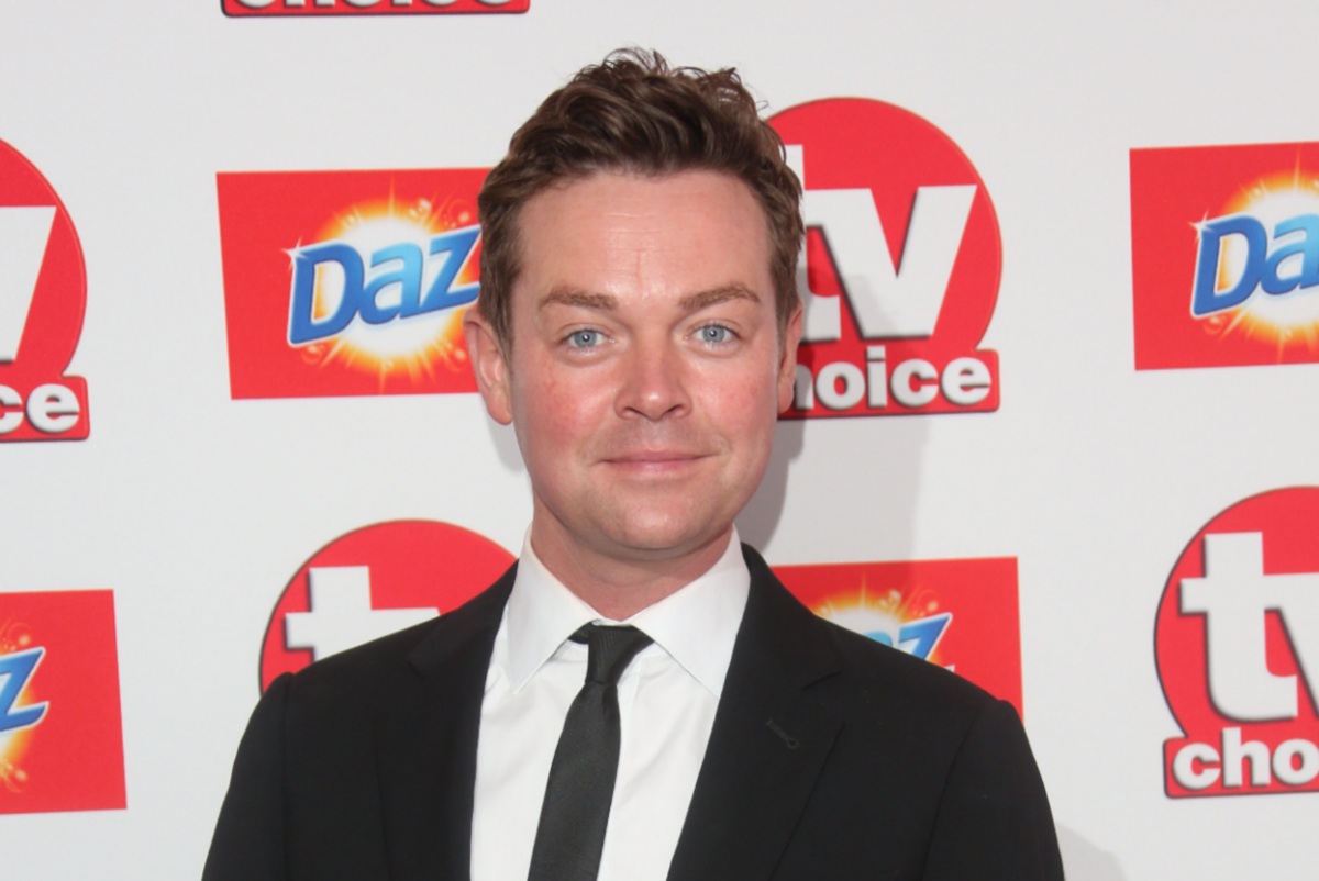 Stephen Mulhern: 'I'm free on Saturday, just saying'