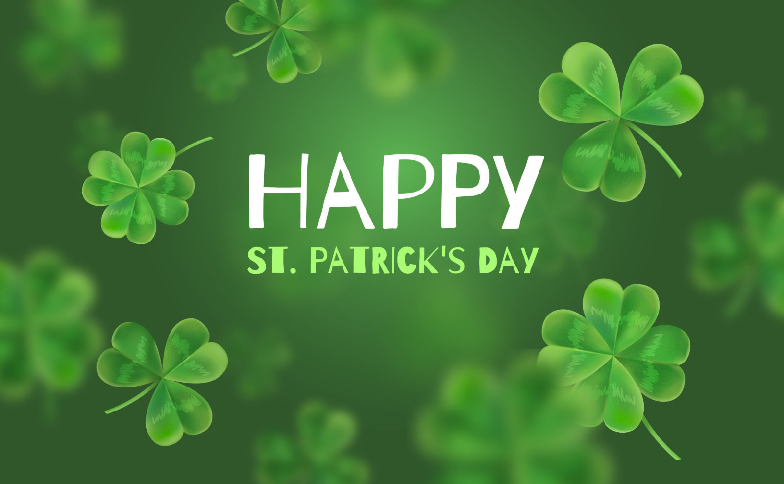 Have a drink for Paddy's day even you're teetotal just to annoy those St. George's Day wankers