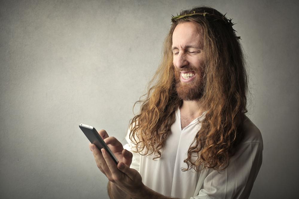 Religion is stupid, confirms Jesus