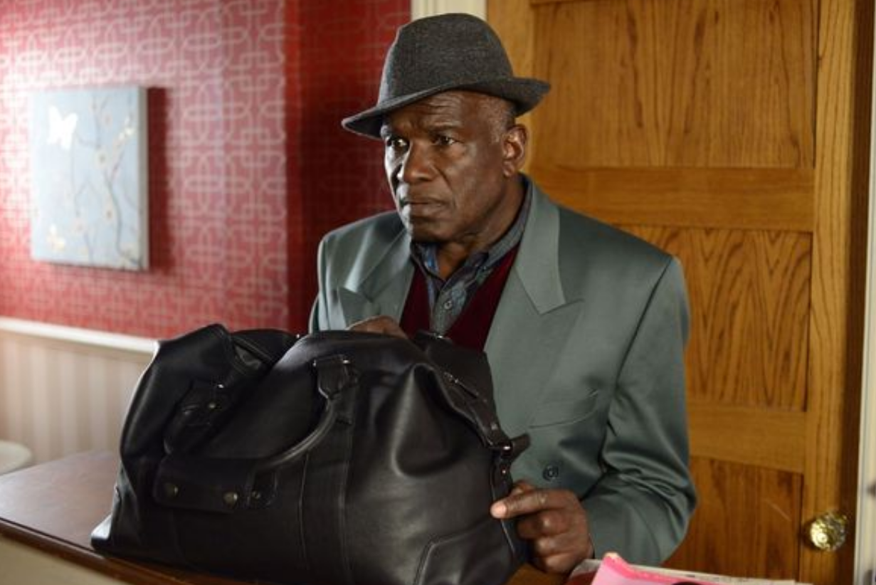 Eastenders fans up in arms as Patrick Trueman faces DEPORTATION