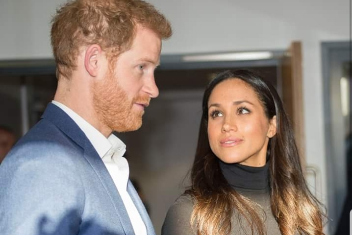 I don't care about Meghan's dad, I'm more bothered by the Police taking bags of fuck all from the homeless
