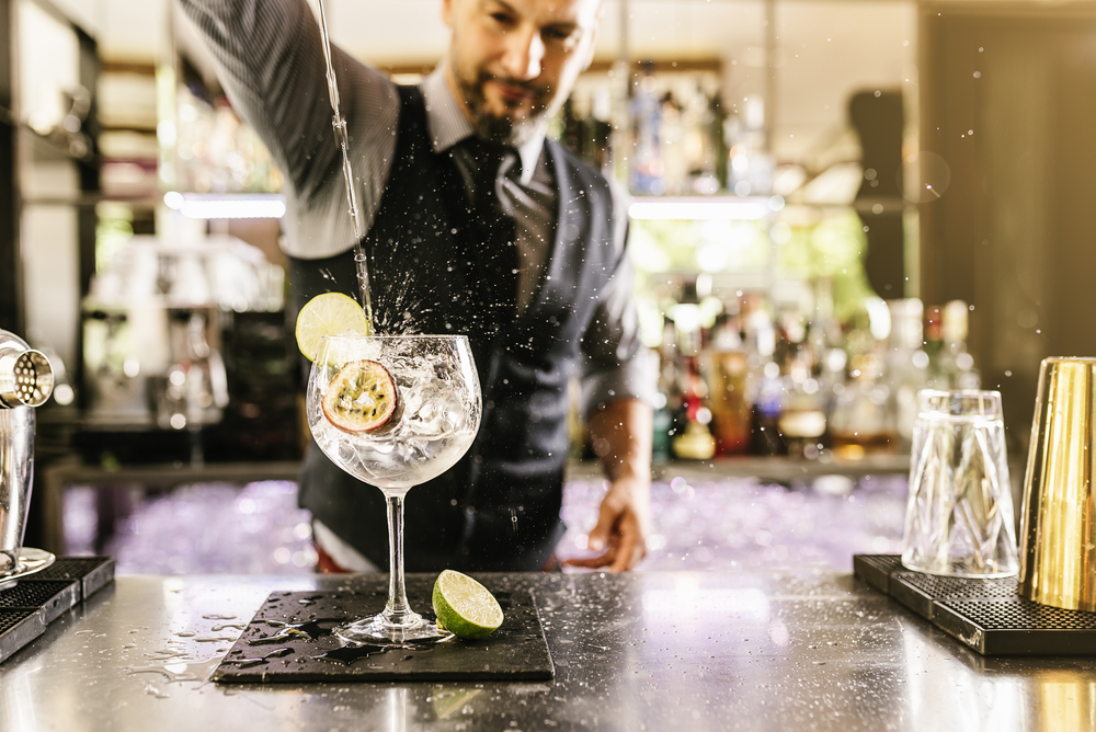 Everyone's a gin wanker now