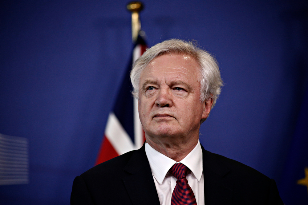 David Davis successfully negotiates no pension or benefits for himself after shock resignation