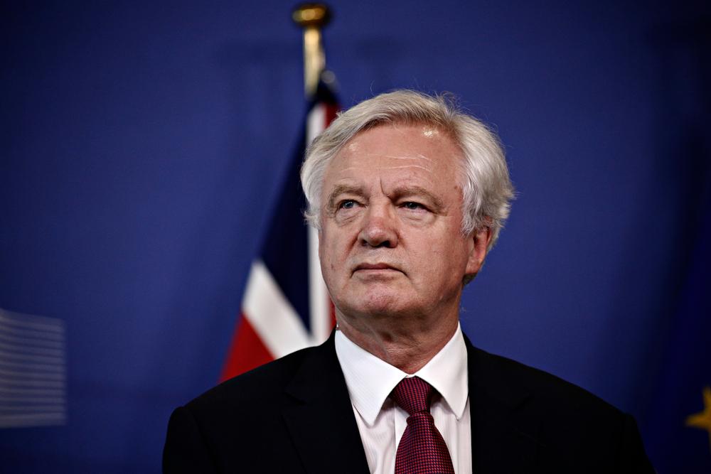 David Davis successfully negotiates no pension or benefits for himself after shock resignation
