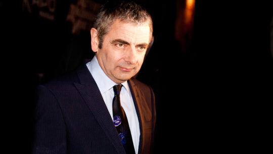 Man who appeared in Johnny English Reborn thinks burka joke was funny