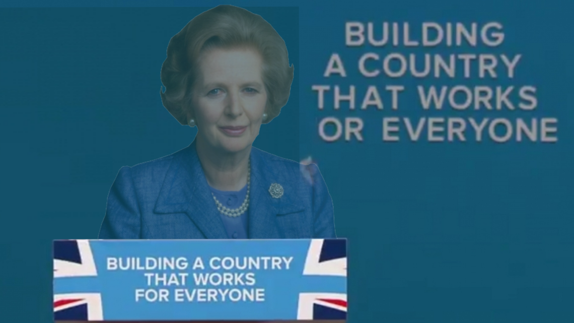Hologram of Margaret Thatcher to headline at the Tory conference
