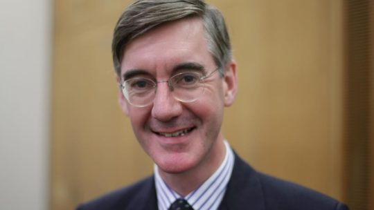 Jacob Rees-Mogg to release his new audiobook on wax cylinder