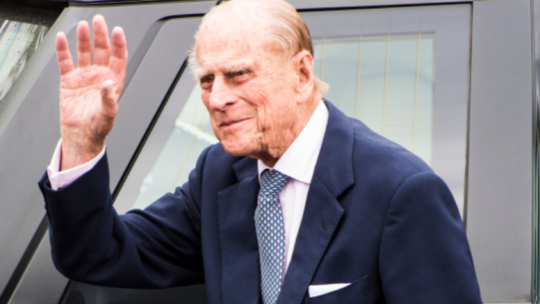'That's the last time I borrow Meghan's car' – Prince Philip