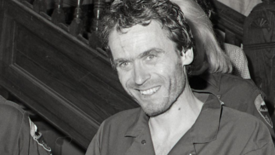 Women no longer lusting over Ted Bundy after it's revealed that he once insisted on paying for a meal