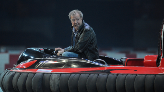 Clarkson upsets the 3 members of the LGBT community who actually pay to watch Amazon Prime