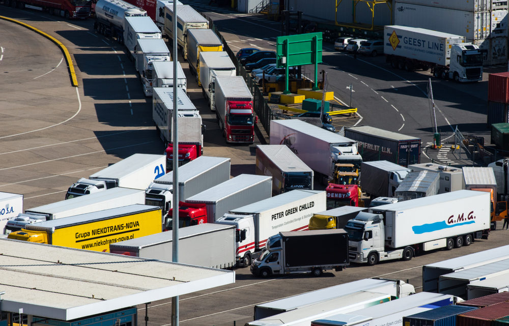 After two years of Brexit preparation we now know what a fucking traffic jam looks like