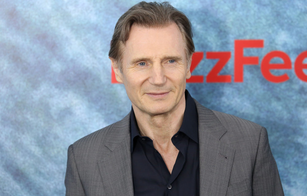 Liam Neeson's very particular set of skills doesn't include discretion apparently