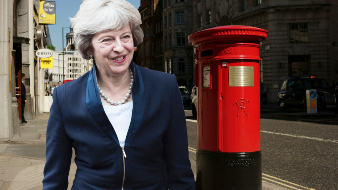 UK to crash out of EU on April 12th after May accidentally uses 2nd class stamp for extension request letter