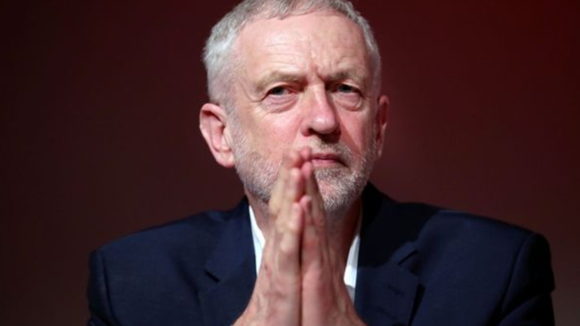 Government to send picture of Jeremy Corbyn as a chicken to every household