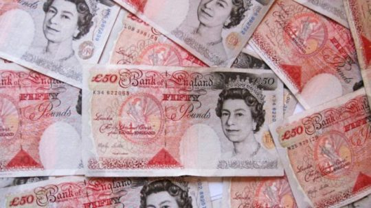 Vegans furious they can't eat new £50 notes