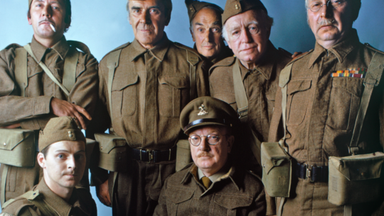 'Don't blame us, we think Brexit is shit too' confirm Dad's Army