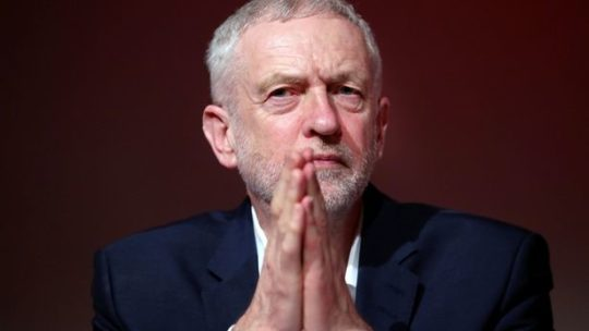 Jeremy Corbyn still deciding whether he prefers daddy or chips