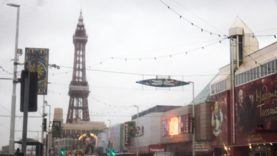 Blackpool gets its first 3G mobile phone network