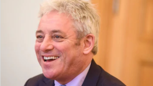 John Bercow off to Congress to really fuck shit up