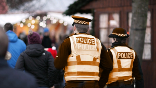 New police recruits will wear a brown uniform and protect MPs