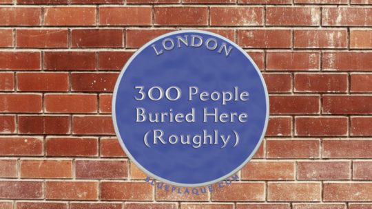 Government announces mass grave plaques will be blue